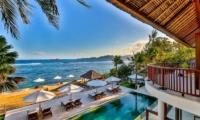 Villa Jukung Ocean View | Candidasa, Bali