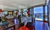 Villa Jukung Dining Pavilion | Candidasa, Bali