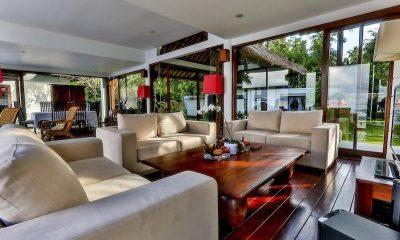 Villa Jukung Living Pavilion | Candidasa, Bali