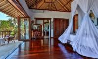 Villa Jukung Bedroom View | Candidasa, Bali