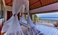 Villa Jukung Master Bedroom View | Candidasa, Bali