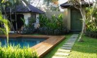 Villa Jumah Entrance I Seminyak, Bali