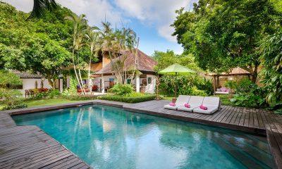 Villa Jumah Sun Beds | Seminyak, Bali