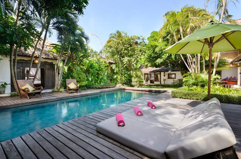 Villa Jumah Swimming Pool | Seminyak, Bali