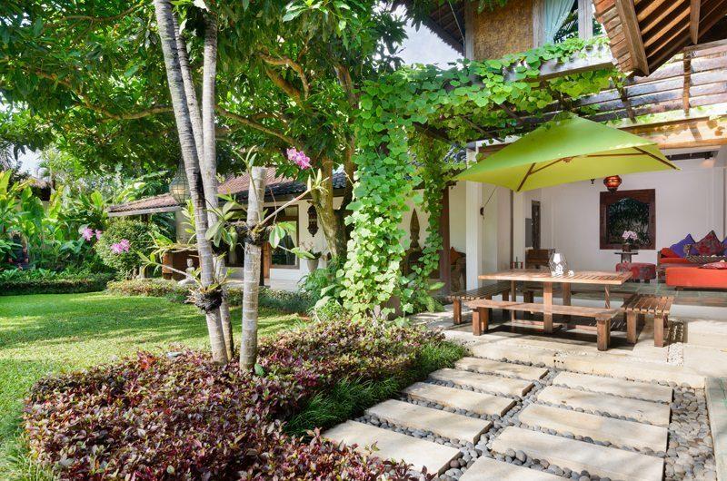 Villa Jumah Outdoor Seating Area | Seminyak, Bali