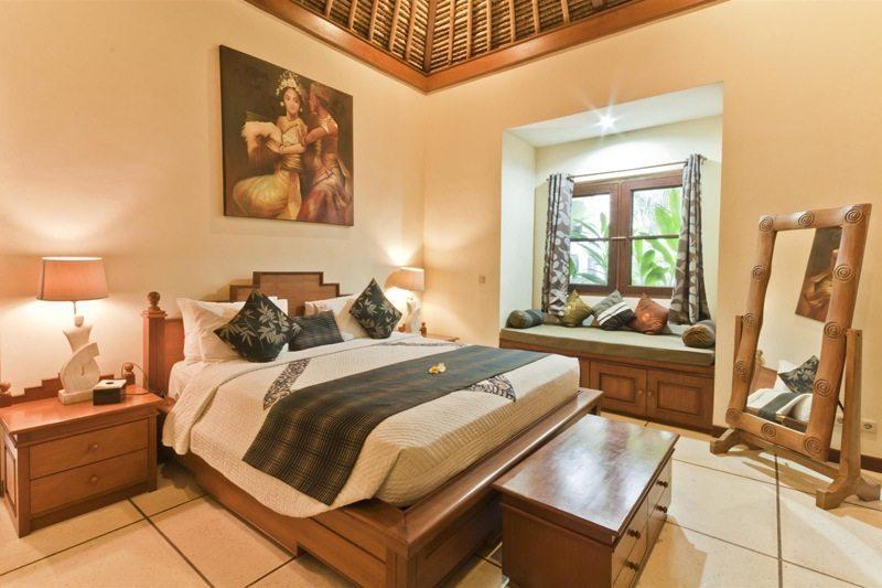 Villa Krisna Bedroom | Seminyak, Bali