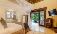Villa Krisna Bedroom with Pool View | Seminyak, Bali