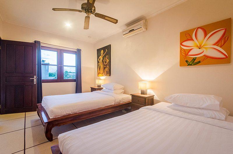 Villa Krisna Twin Bedroom Side | Seminyak, Bali
