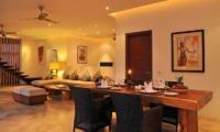 Villa La Sirena Living And Dining Area | Seminyak, Bali