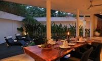 Villa La Sirena Dining Area | Seminyak, Bali