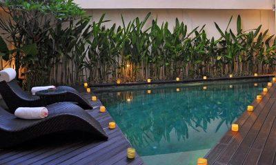 Villa La Sirena Sun Beds | Seminyak, Bali