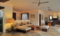 Villa La Sirena Indoor Living Area | Seminyak, Bali