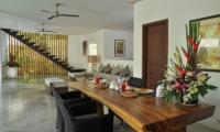 Villa La Sirena Dining And Living Area | Seminyak, Bali