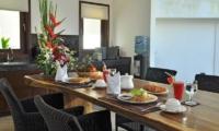 Villa La Sirena Kitchen And Dining Area | Seminyak, Bali