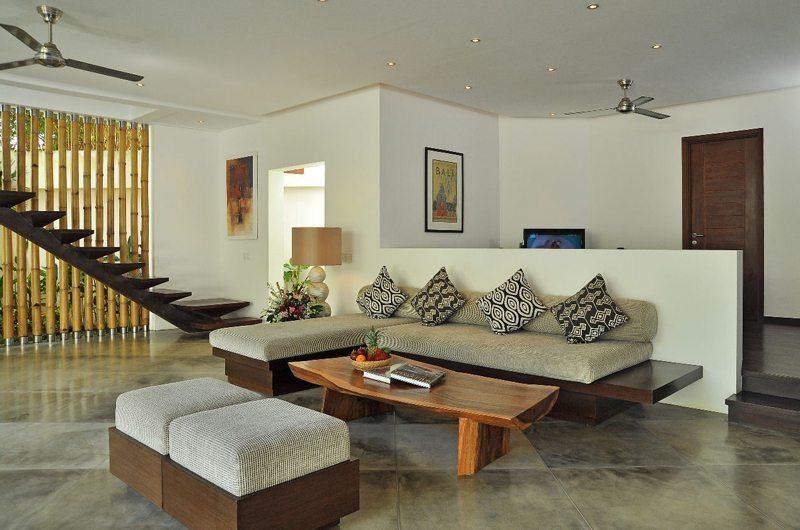 Villa La Sirena Lounge Room | Seminyak, Bali