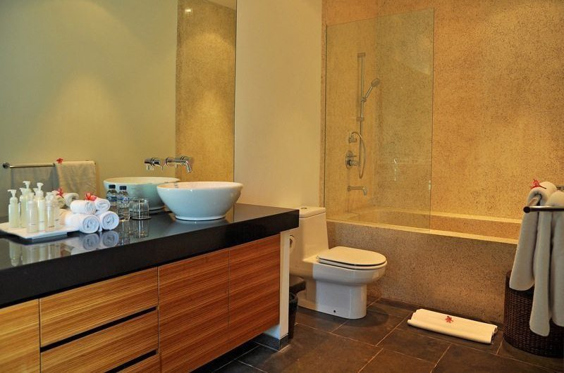 Villa La Sirena Bathroom One | Seminyak, Bali