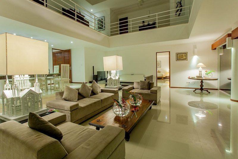 Villa Lucia Living Room I Candidasa, Bali