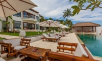 Villa Lucia Pool Deck I Candidasa, Bali
