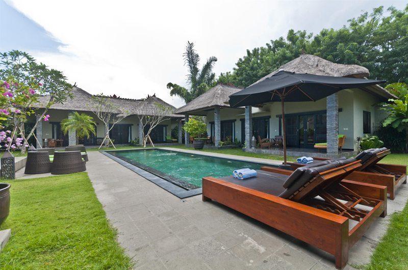 Villa Mahkota Sun Deck | Seminyak, Bali