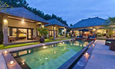 Villa Mahkota Pool Side | Seminyak, Bali