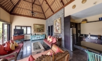 Villa Mahkota Living Pavilion | Seminyak, Bali