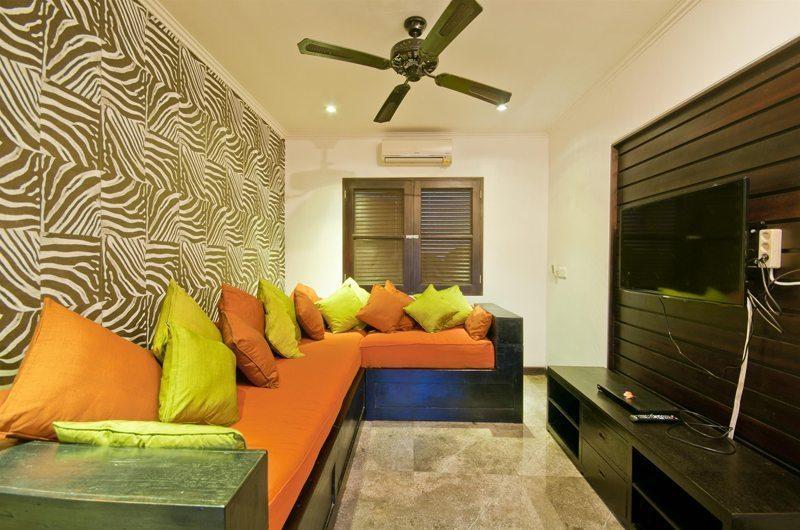 Villa Mahkota Media Room | Seminyak, Bali