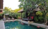 Villa Maju Swimming Pool   Seminyak, Bali