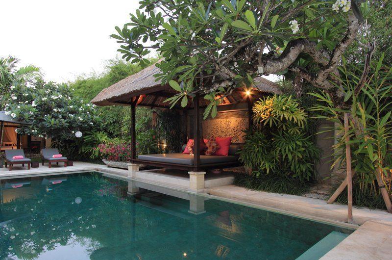 Villa Maju Sun Beds   Seminyak, Bali