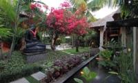 Villa Maju Bird's Eye View   Seminyak, Bali
