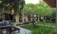 Villa Maju Outdoor Seating in Verandah   Seminyak, Bali