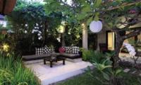 Villa Maju Verandah in Lush Gardens   Seminyak, Bali