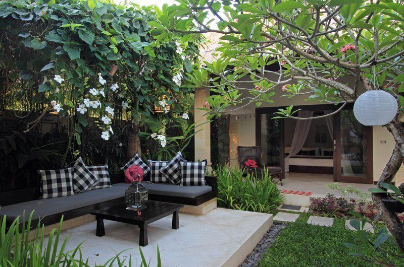 Villa Maju Garden Verandah   Seminyak, Bali