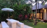 Villa Maju Outdoor Area   Seminyak, Bali