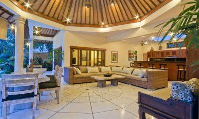 Villa Mango Living Room | Seminyak, Bali