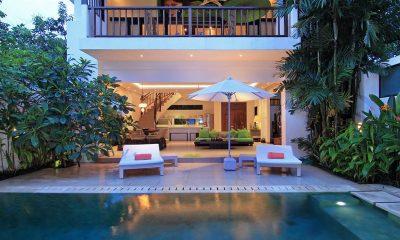Villa Novaku Open Plan Living Area | Legian, Bali
