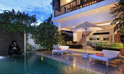 Villa Novaku Sun Deck | Legian, Bali