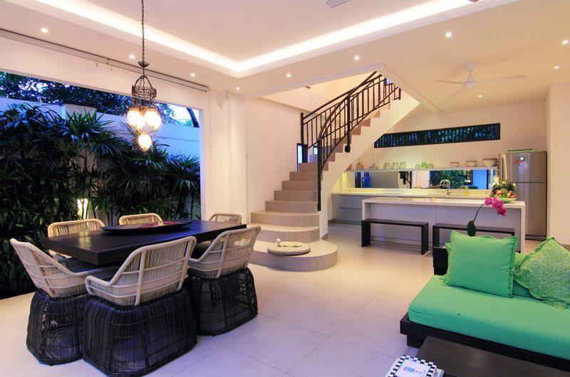 Villa Novaku Living and Kitchen Area | Legian, Bali