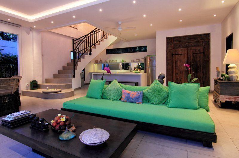 Villa Novaku Living Area | Legian, Bali