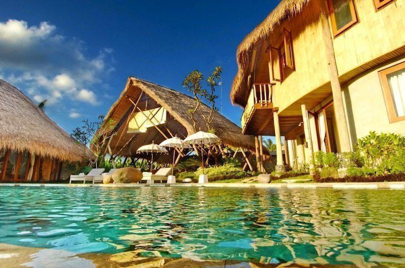 Villa Omah Padi Reclining Sun Loungers | Ubud, Bali