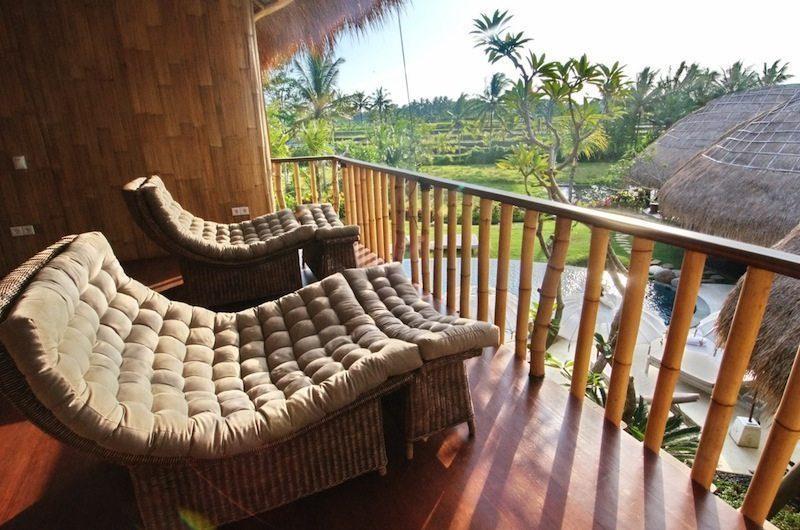 Villa Omah Padi Balcony | Ubud, Bali