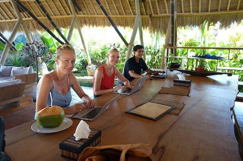 Villa Omah Padi Dining Area | Ubud, Bali