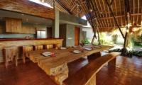 Villa Omah Padi Kitchen And Dining Area | Ubud, Bali