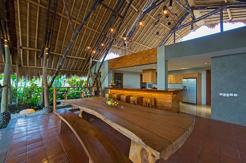 Villa Omah Padi Classic Dining Table | Ubud, Bali