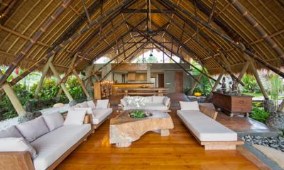 Villa Omah Padi Open Plan Family Area | Ubud, Bali