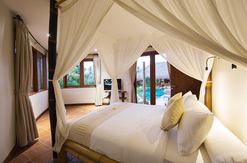Villa Omah Padi Bedroom Two | Ubud, Bali