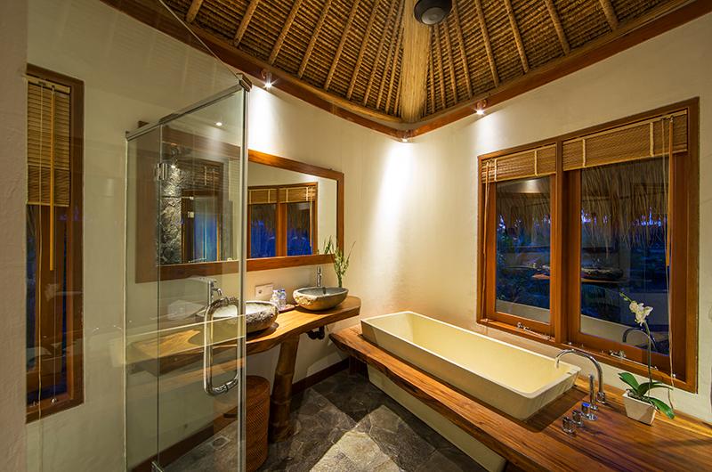 Villa Omah Padi Bathtub | Ubud, Bali