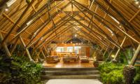 Villa Omah Padi Bamboo Roof | Ubud, Bali