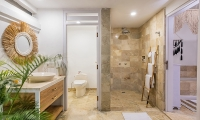Villa Puri Balangan Bathroom with Shower | Jimbaran, Bali