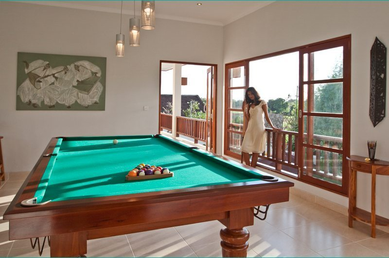 Villa Puri Temple Pool Table | Canggu, Bali