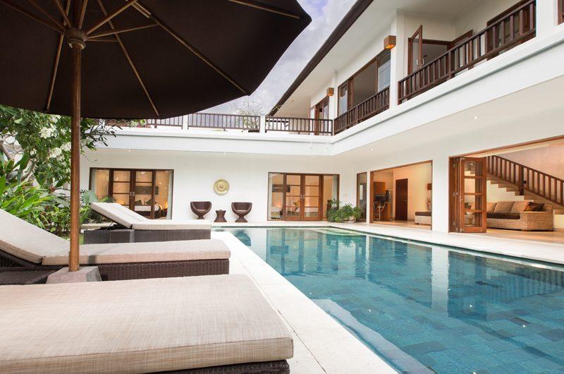 Villa Puri Temple Pool Side   Canggu, Bali